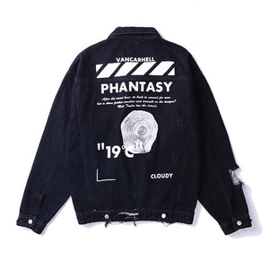 Phantasy Jean Jacket
