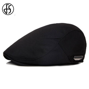 Mens Cabbie Hat