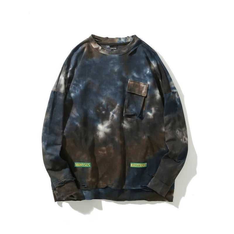 Mud Tye Dye Sweater