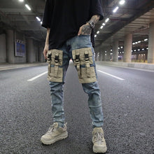 Tactical Pocket Slim Jeans