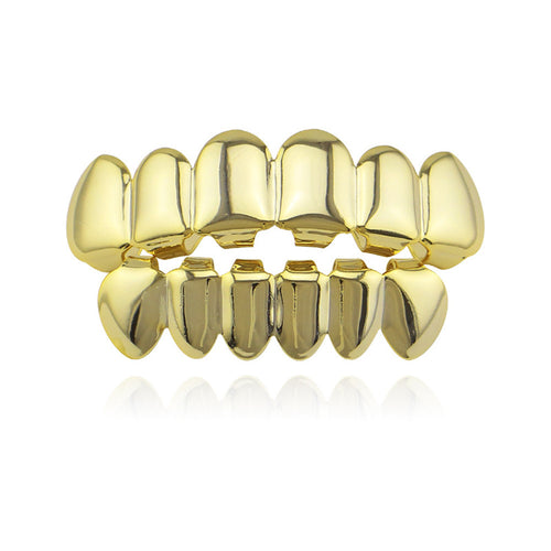 All Gold Grillz