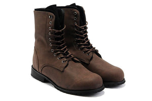 Mens Light-Weight Combat Boot