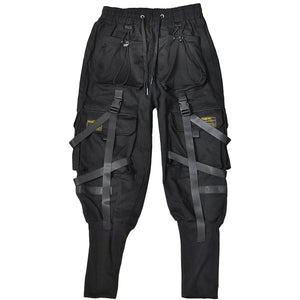 Strapped Flight Jumper Pants