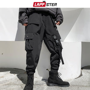 Buckle Lapped Cargo Pants