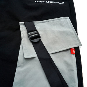 Cargo Pocket Dropped Joggers