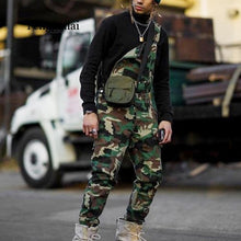 Camouflage Jumper Overall's
