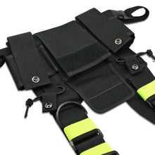 Neon Chest Rig