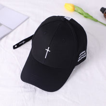 Cross Strapped Hat