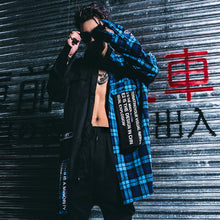 Patched Street Flannel Shirt