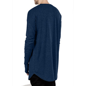 Extended Sleeves Tall Shirt
