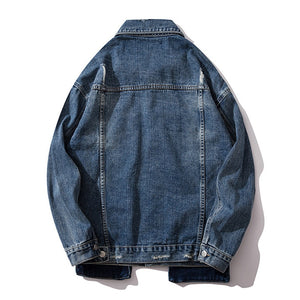Street Taped Denim Jacket
