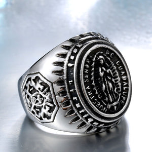 Virgin Mary Ring