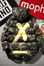 X Camo Padded Winter Parka