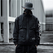 Quad Pocket Light Jacket