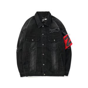 Statement Jean Jacket
