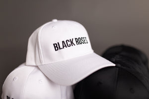 Black Roses Ball Cap
