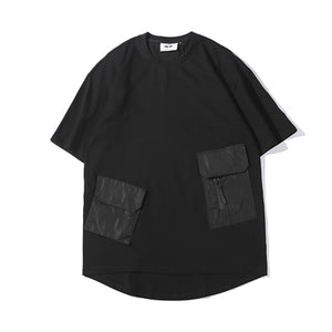 Basic Pocket Patched Tee