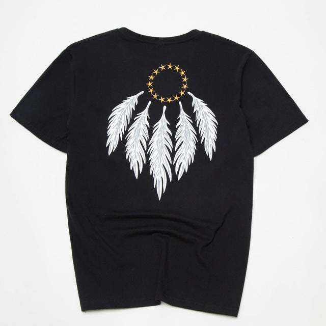 Navajo Feather Tee