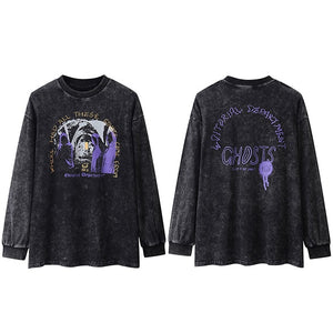 Night Crawler Washed Longsleeve