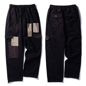Patched Cargo Pants