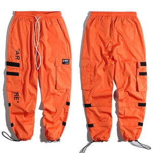 Tactical Wind Break Joggers