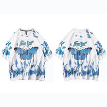 Butterfly Flames Tee