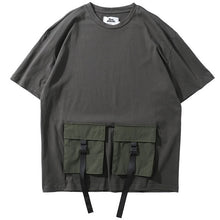 Double Pocket Down Tee