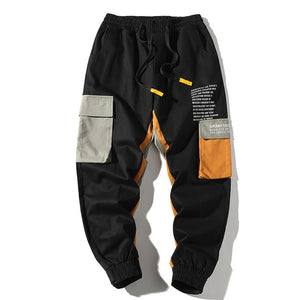Cargo Patched Pocket Joggers