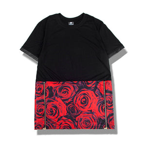 Rose Drop Down Shirt