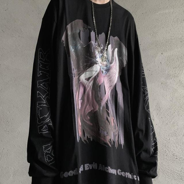 Angel Floating Long Sleeve