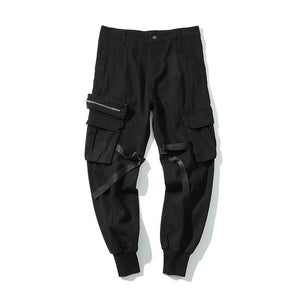 Cargo Strapped Joggers