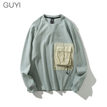Cargo Pocket Sweatshirt