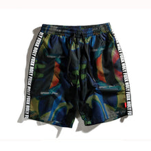 Toxic Ribbon Shorts