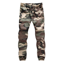 Draw String Camo Jogger (Plus Sizes)