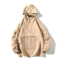 Clear Pocket Wind Jacket