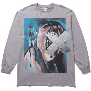 Taped Face Long Sleeve