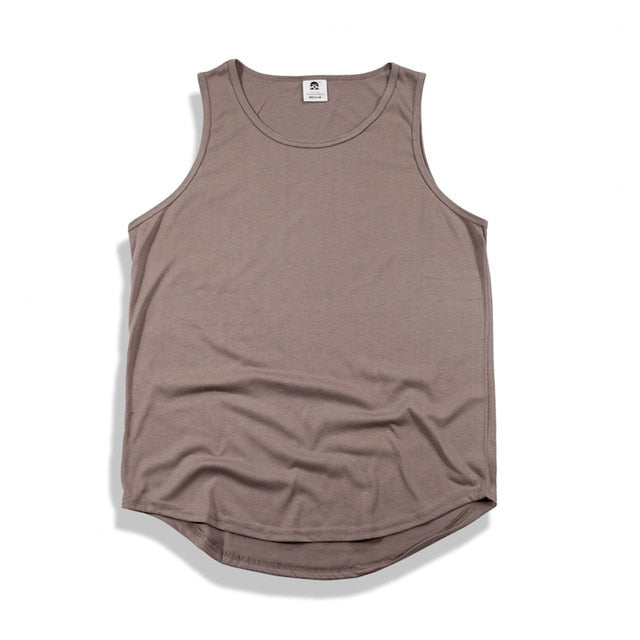 Mens Loose Tank Top