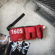 Tri-Pocket Sling Bag
