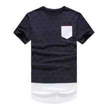 Drop-Down Pocket T-Shirt