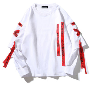 Strapped Up Long Sleeve