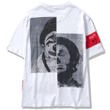 Split Faced T-Shirt