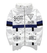 Blast Off Windbreaker