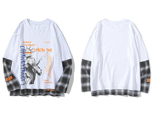 Layered Statue Long Sleeve