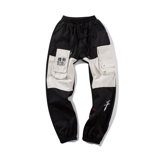 Block Pocket Street Cargos