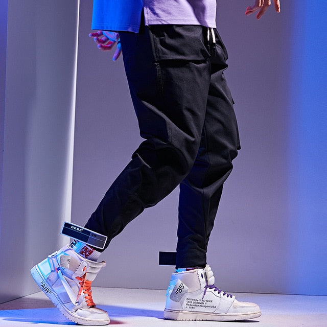 Ankle Strapped Jump Pants