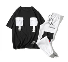 Two-Piece Pocket Set (Shirt & Pants)