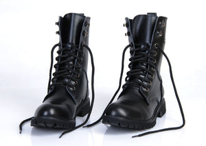 Insulated Mid Combat Boots