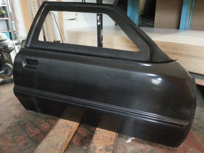 Fox Body Carbon Fiber Doors