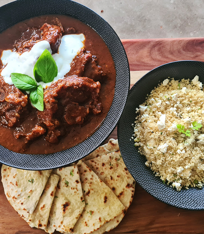 Rich Moroccan Lamb Tagine