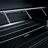 1200 Deluxe Spit Built-In Braai Close View